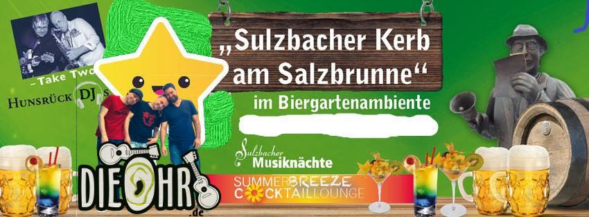 Sulzbacher Kerb am Salzbrunne