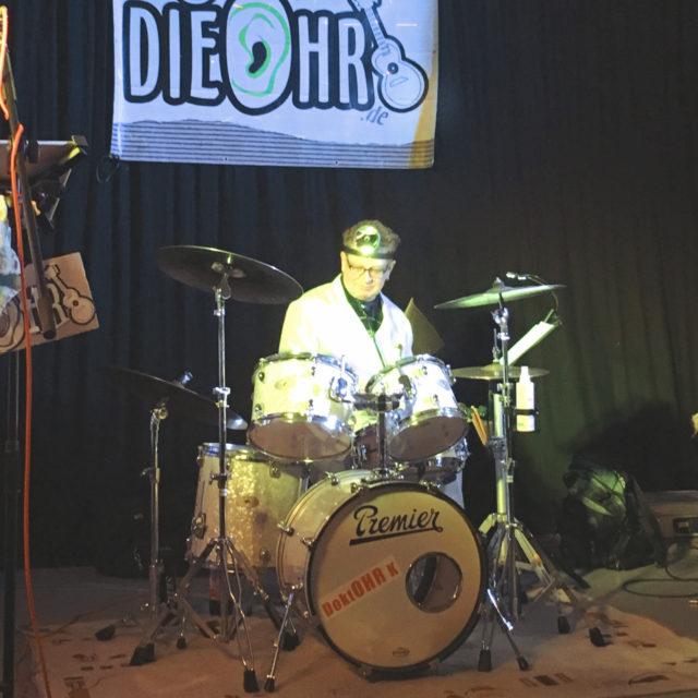 DoktOHR K - Drums & Ordnungsrufe